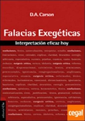 Falacias Exegéticas, Interpretación eficaz hoy