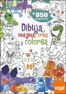 Imagina y aprende a crear por VV.AA. PDF