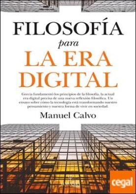 Filosofía para la Era Digital