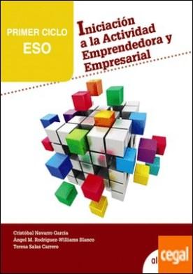 Iniciación a la actividad emprendedora y empresarial. Primer Ciclo