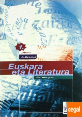 Euskara -A- DBHO 1