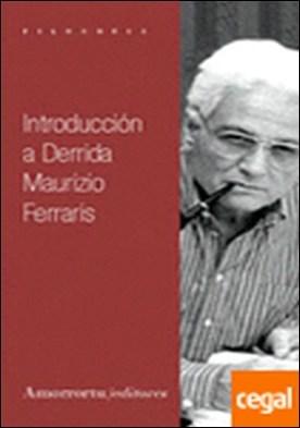 Introducción a Derrida por Ferraris, Maurizio