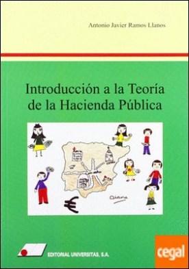 Introducción a la teoría de la hacienda pública