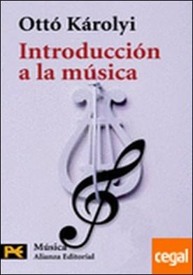 Introducción a la música . 3464851