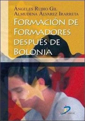 Formación de formadores después de Bolonia