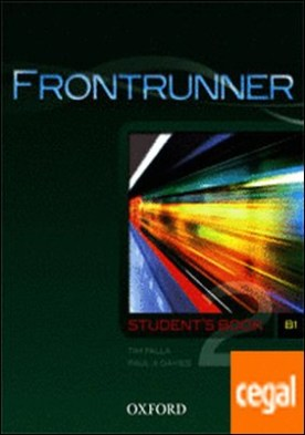Frontrunner 2. Student's Book with Multi-ROM Pack