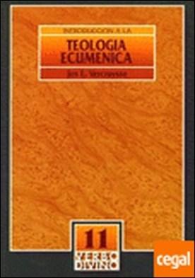 Introducción a la teología ecuménica