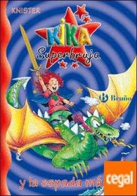 Kika Superbruja y la espada mágica