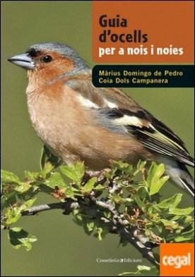 Guia d'ocells per a nois i noies por Domingo de Pedro, Màrius