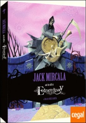 Jack Mircala and the art of Extraordinary Tales . a film by Raul Garcia