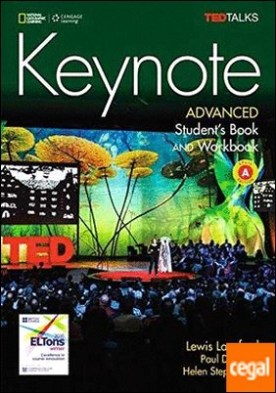 Keynote advanced A. Student s book and workbook