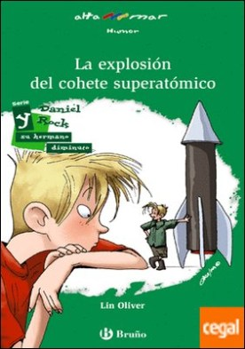 La explosión del cohete superatómico
