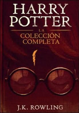 Harry Potter: La Colección Completa (1-7) por J.K. Rowling PDF