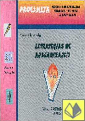 Estrategias de aprendizaje 1 . PROGRAMA DE ESTRATEGIAS METACOGNITIVAS PARA EL APRENDIZAJE