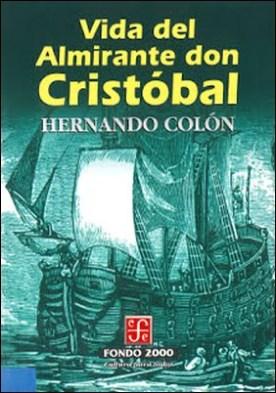 Vida del almirante don Cristóbal por Hernando Colón PDF