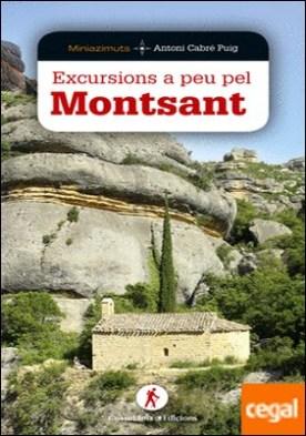 Excursions a peu pel Montsant