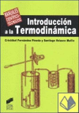 Introducción a la termodinámica por Fernández Pineda, Cristóbal PDF