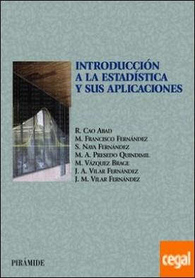 Introducción a la estadística y sus aplicaciones