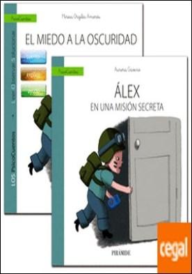 Guía: El niño con miedo a la oscuridad + Cuento: Álex en una misión secreta