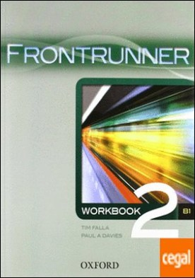 Frontrunner 2. Workbook