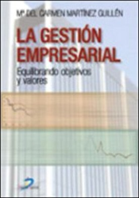 La gestión empresarial por María Del Carmen, Martínez Guillén