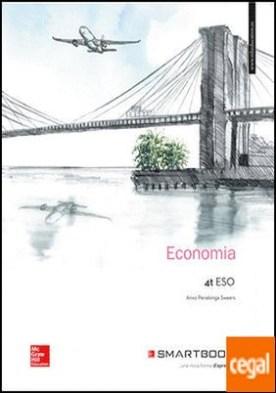 LA+SB - ECONOMIA 4 ESO. LLIBRE ALUMNE + SMARTBOOK CATALU|A.