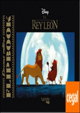 Flipbook. El rey león