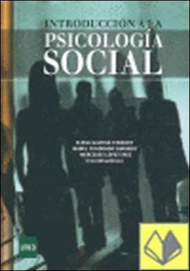 Introducción a la psicología social . PSICOLOGIA SOCIAL