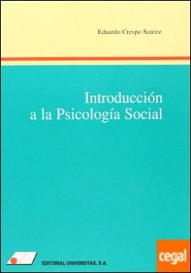 Introducci¢n a la psicolog¡a social