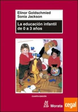 La educación infantil de 0 a 3 años