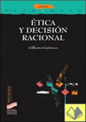 Ética y decisión racional