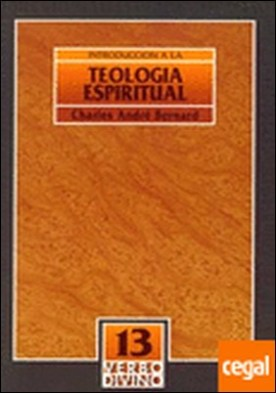 Introducción a la teología espiritual