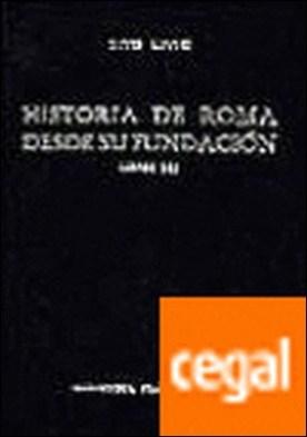 Historia roma desde su fundacion iv-vii