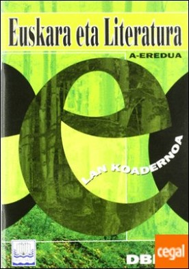 Euskara -A- DBH 1 -Lan Koadernoa-