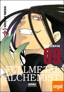 Fullmetal alchemist kanzenban 9
