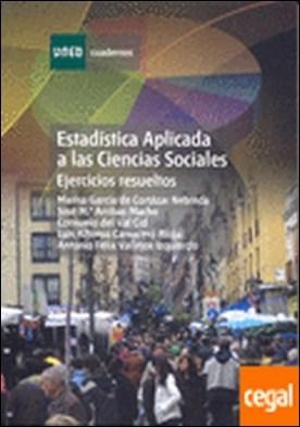 Estadística aplicada a las ciencias sociales. Ejercicios resueltos