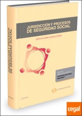 Jurisdicción y procesos de Seguridad Social (Papel + e-book) por Iglesias Osorio, Brais Columba