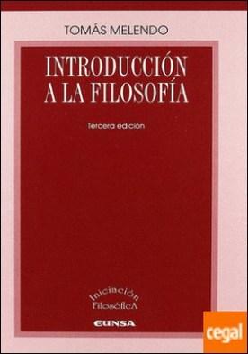 Introducción a la filosofía