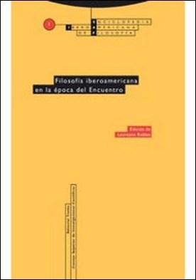 Filosofía iberoamericana en la época del Encuentro por Laureano Robles Carcedo