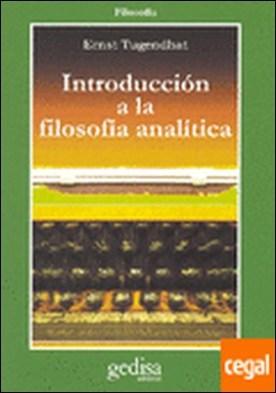 Introducción a la filosofía analítica