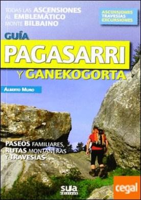 Guía Pagasarri y Ganekogorta . Todas las ascensiones al emblemático monte bilbaino