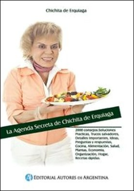 La Agenda Secreta de Chichita de Erquiaga