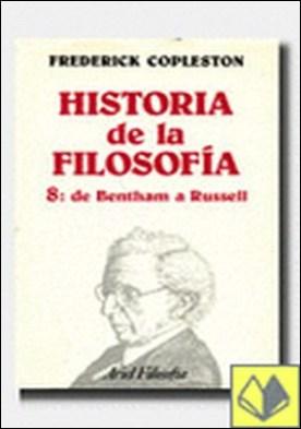 Historia de la filosofía, VIII. De Bentham a Russell
