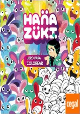 Hanazuki. Libro para colorear