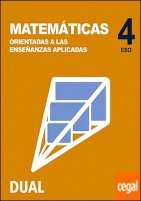 Inicia Matemáticas orientadas a las enseñanzas aplicadas 4.º ESO. Libro del alumno