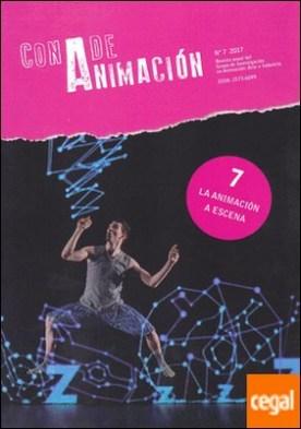 La animación a escena. Con A de Animación