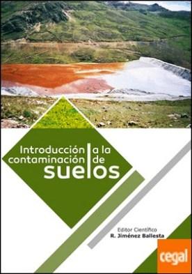 Introducción a la contaminación de suelos