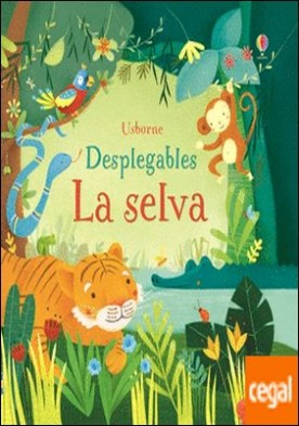 La selva desplegable . Desplegables