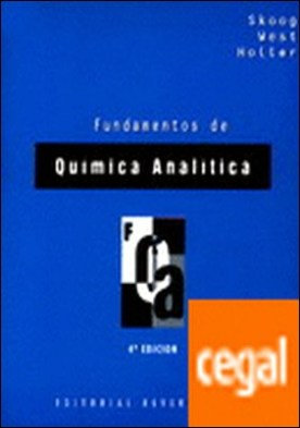 Fundamentos de Química Analítica. Volumen 1