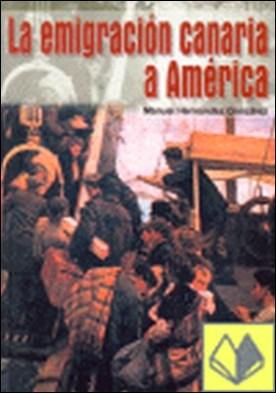 La emigración canaria a América